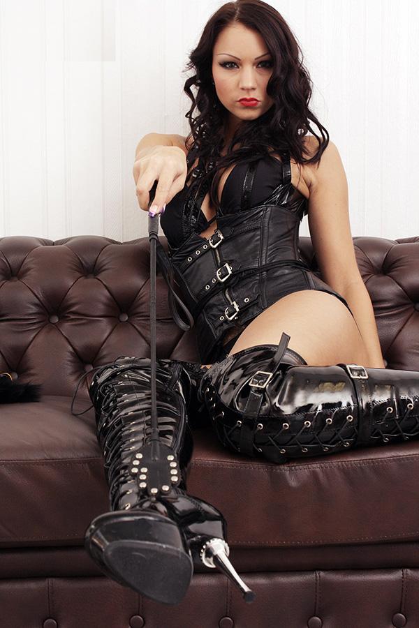High Heels Boots Mistress