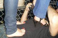 femdom trampling